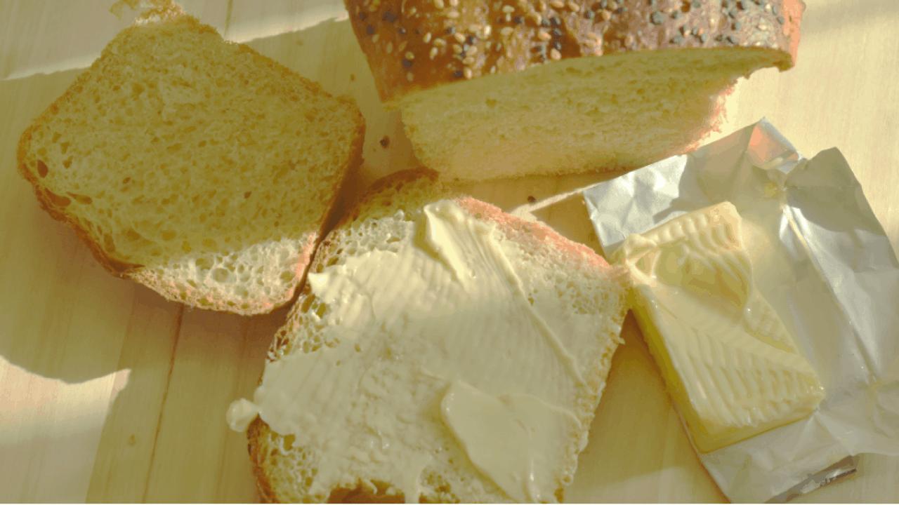 No Knead Homemade bread
