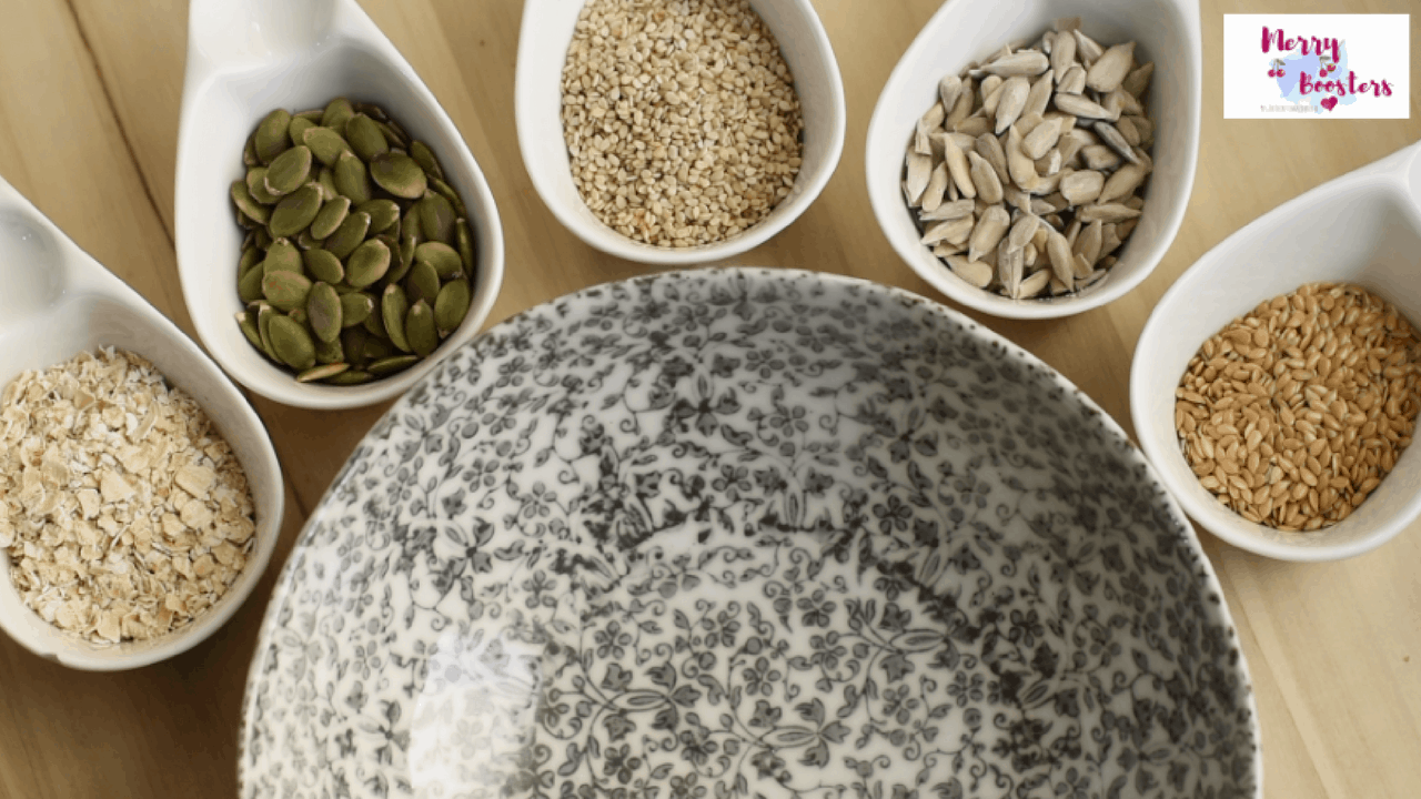 multi seed bread