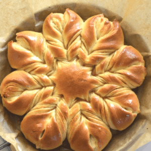 How to make star bread