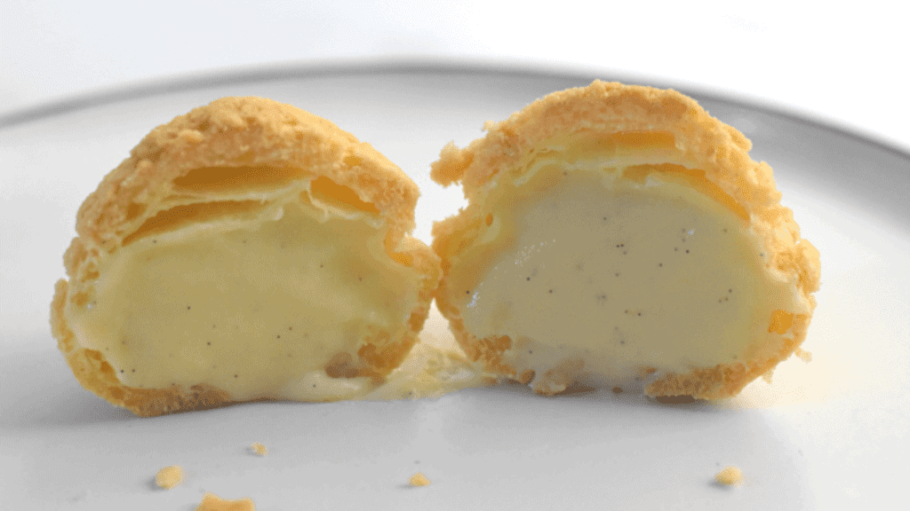 cream puffs crack buns