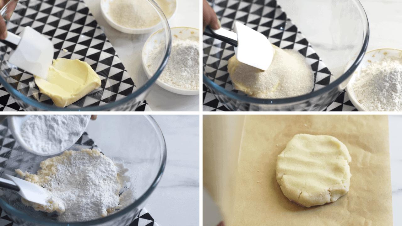 craquelin choux pastry