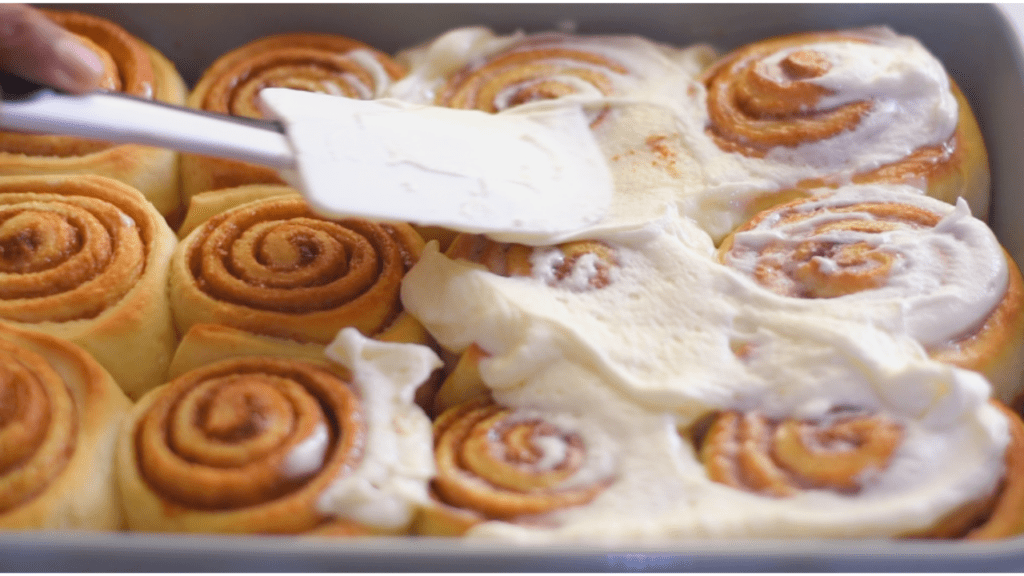 Quick Homemade Cinnamon Rolls