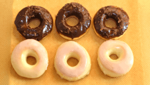Quick And Easy Doughnut Recipe