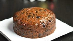 Super Moist Fruit Cake Recipe