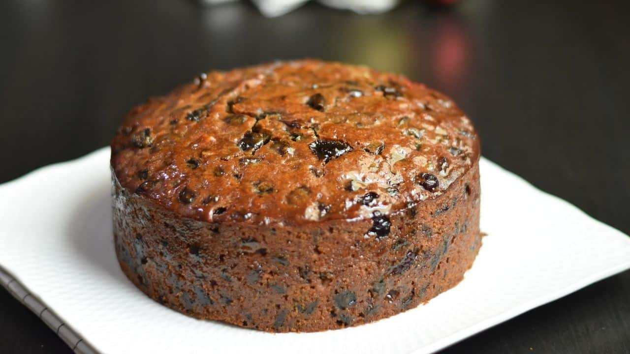 Super moist FruitCake Recipe