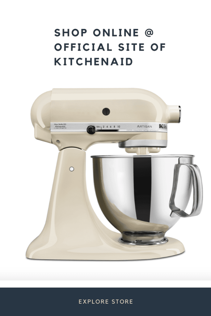 kitchenaid standmixer