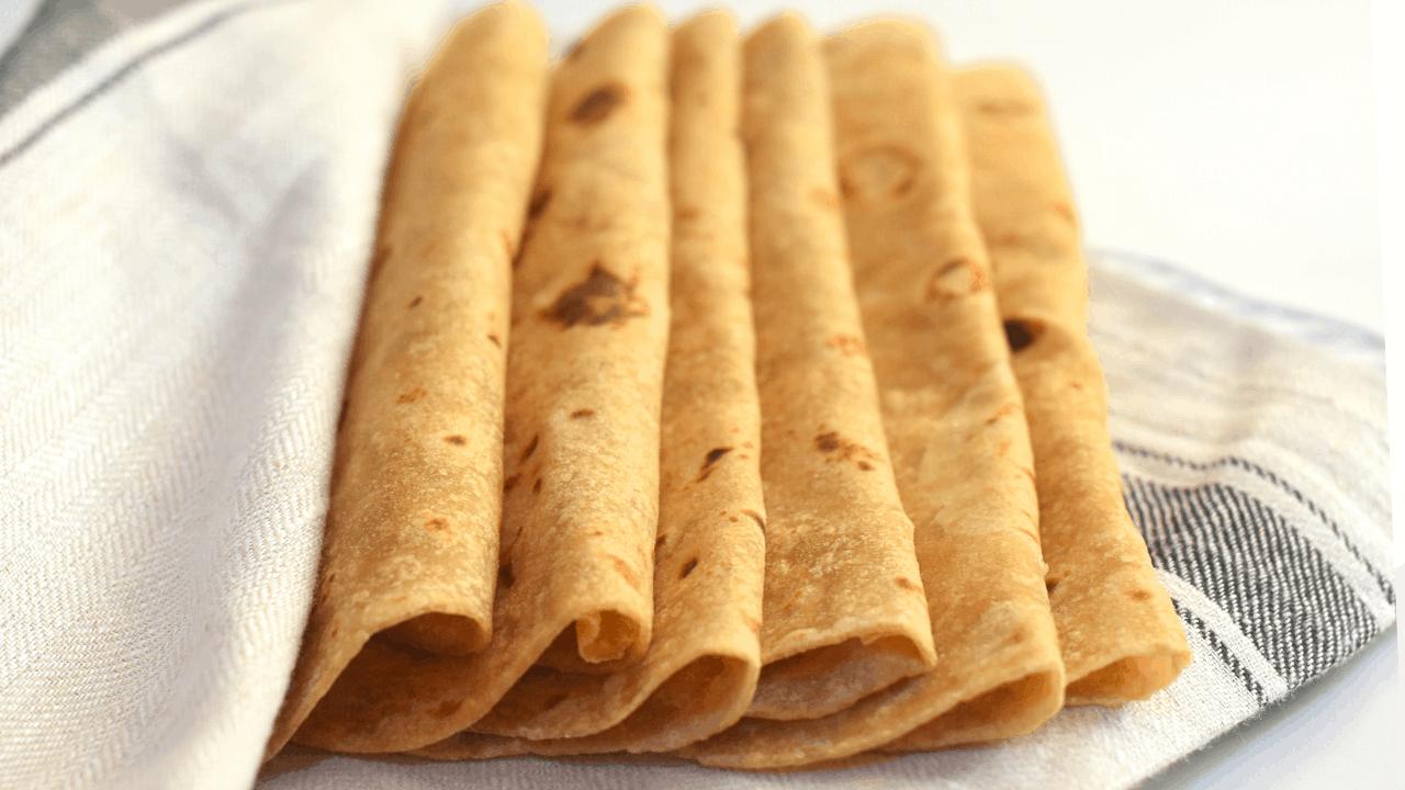 Wheat Tortilla recipe