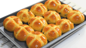 Hot Cross Buns Recipe