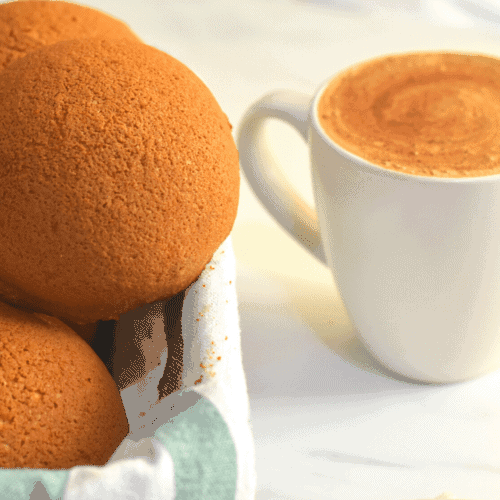 Coffee Buns recipe