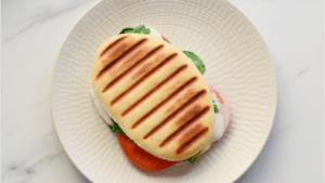 Easy Panini Bread Recipe | Best Homemade panini bread