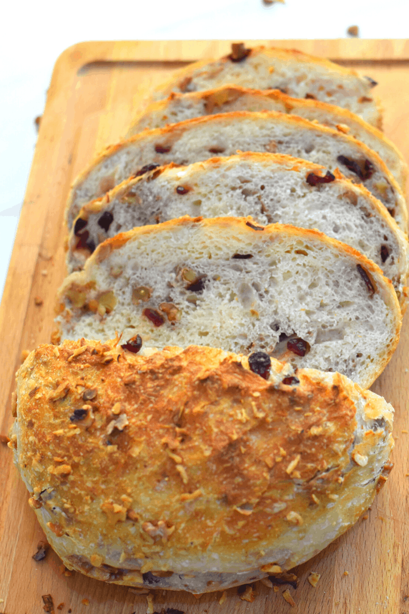Easy Rustic Bread recipe