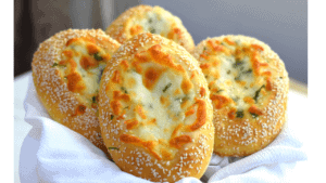 Easy Cheese Garlic Bread Recipe