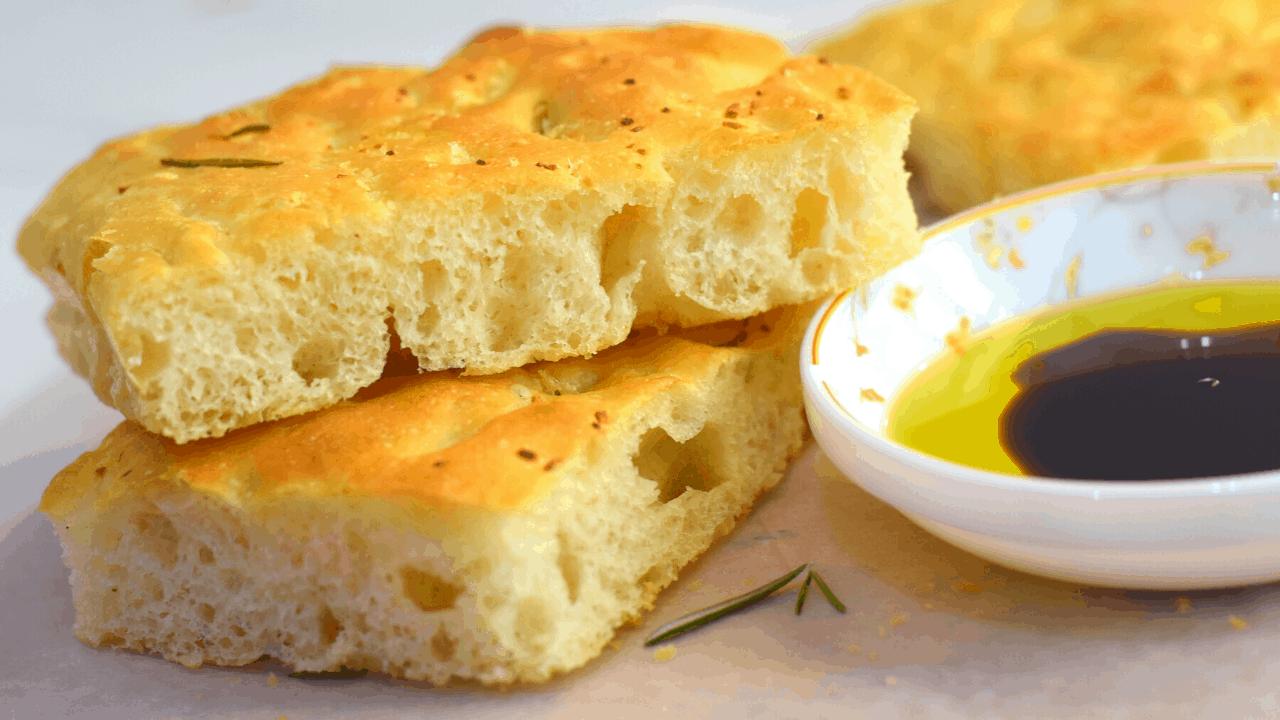 How to make focaccia bread