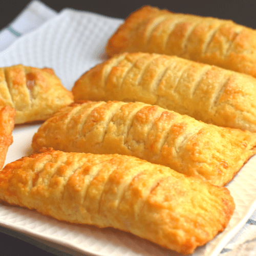 Apple turnovers from scratch