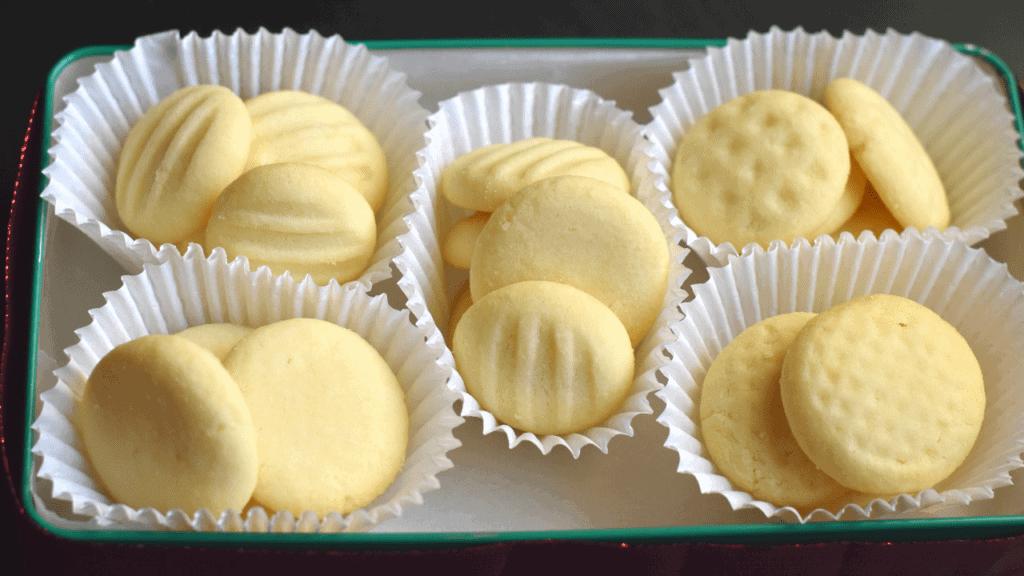 3 ingredient sugar cookies