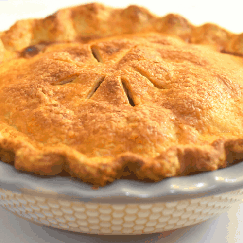 Apple pie recipe from scratch