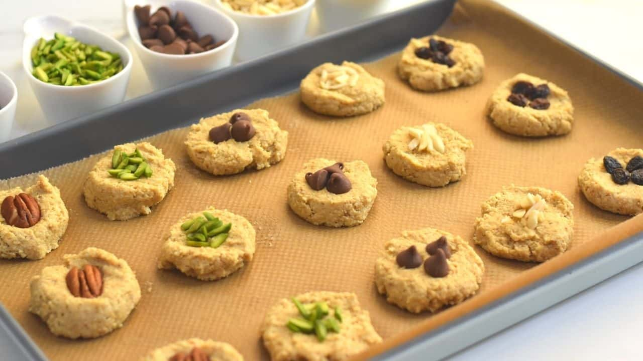 Recipe for oatmeal cookies
