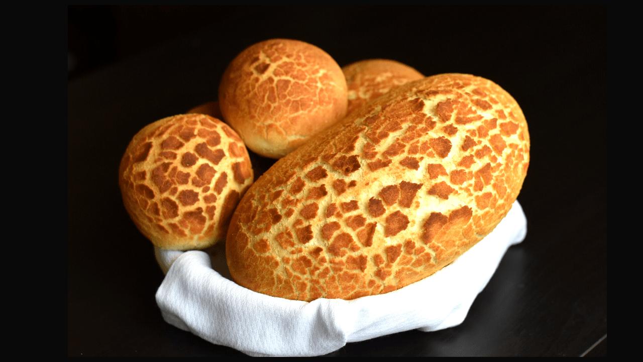 tiger bread recipe