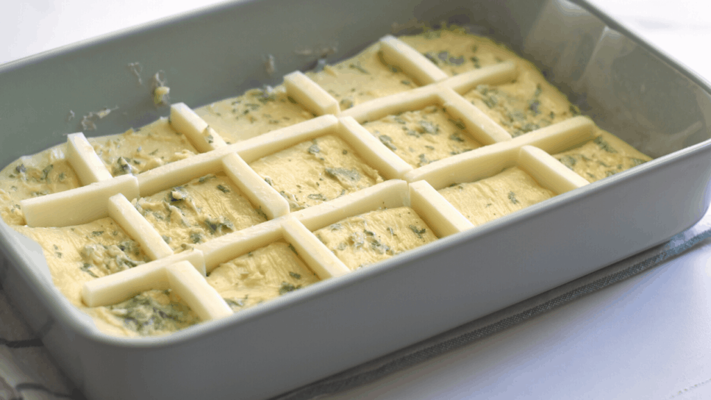 easy garlic bread recipe