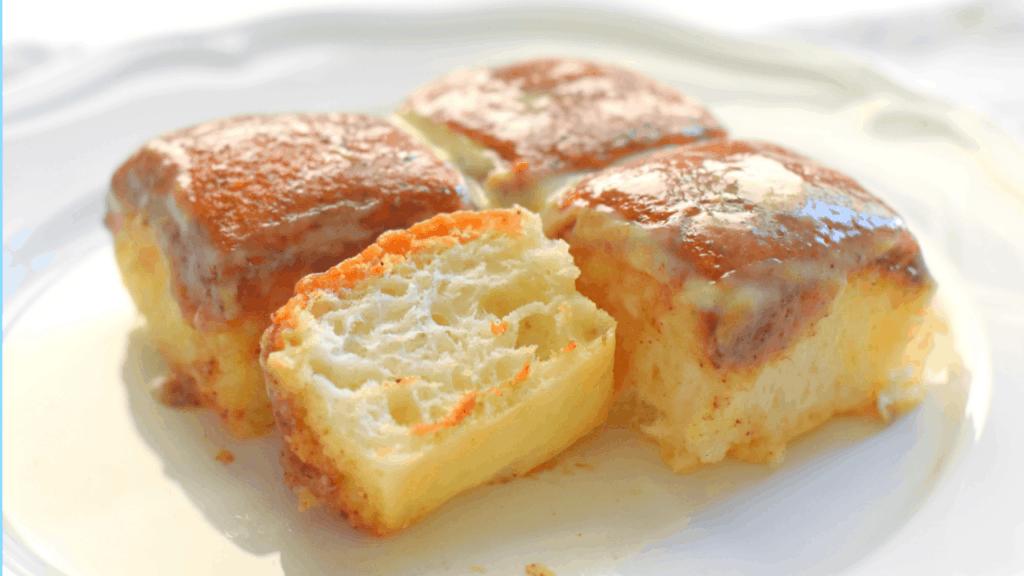 dessert bread recipe