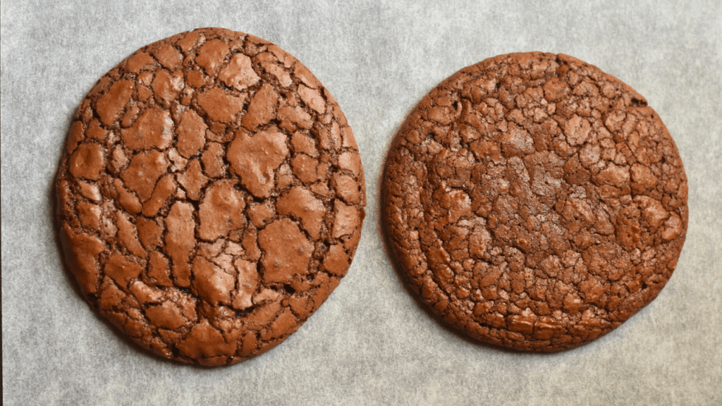 chocolate brownie cookie recipe