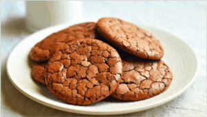 How to Make Brownie Cookies :The Best whole wheat Chocolate Cookie Recipe