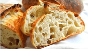 Open Crumb Rustic Bread Recipe with Biga :The Best Homemade Artisan Bread Recipe