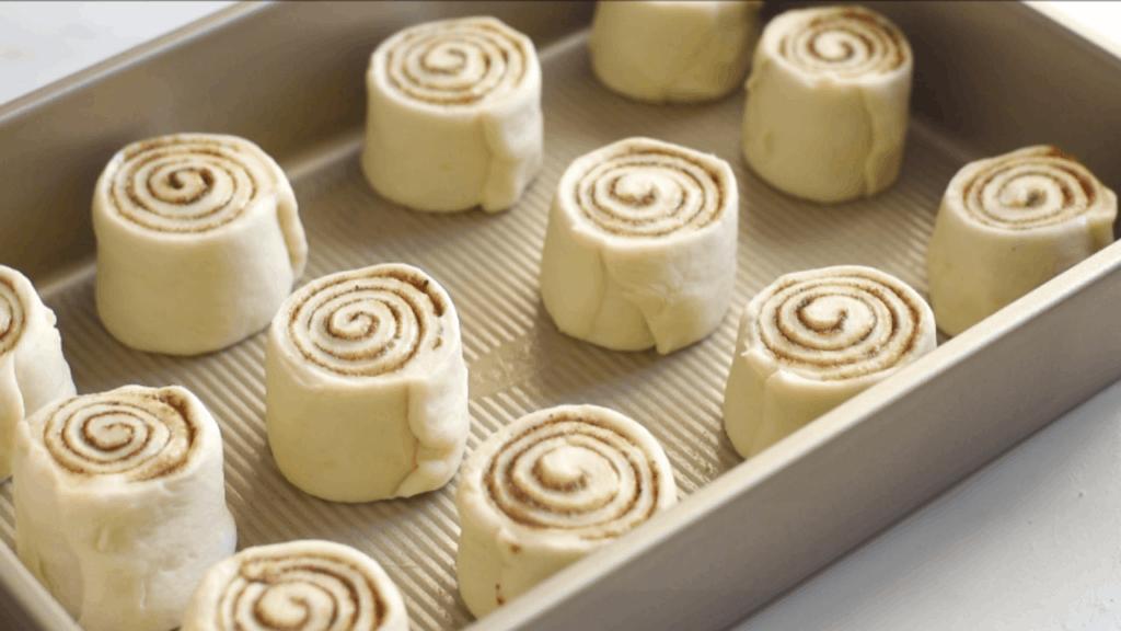 refrigerator cinnamon rolls