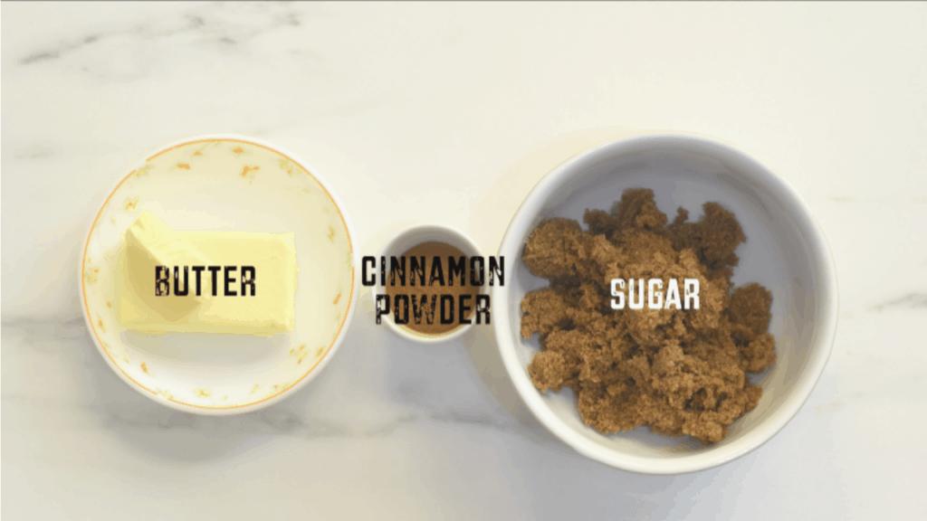 easy overnight cinnamon rolls ingredients