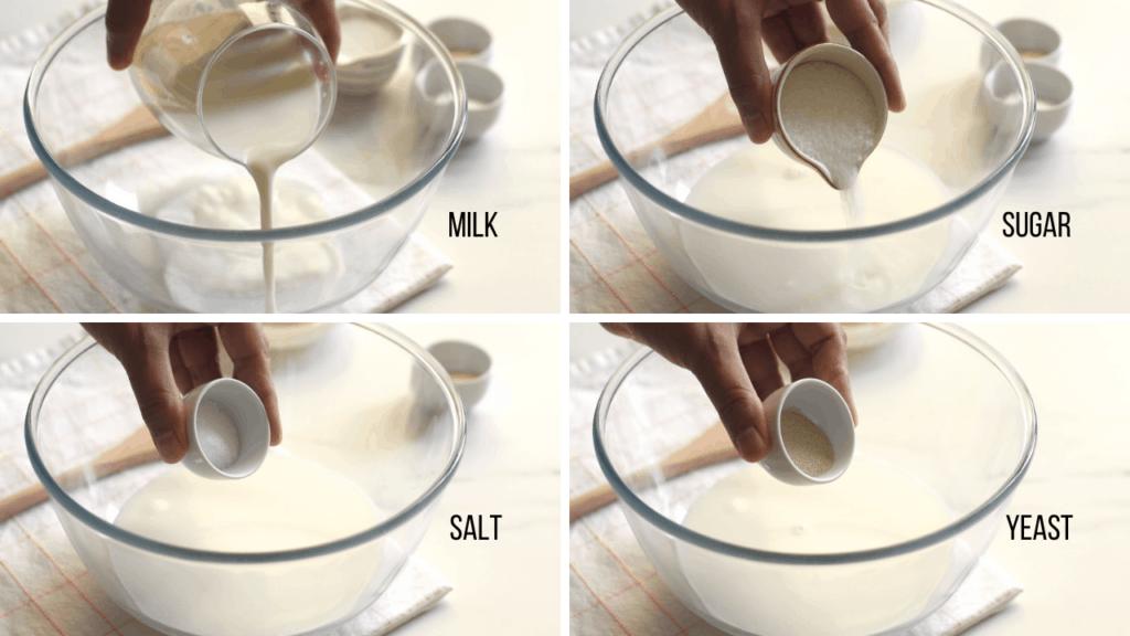 How to make overnight cinnamon rolls