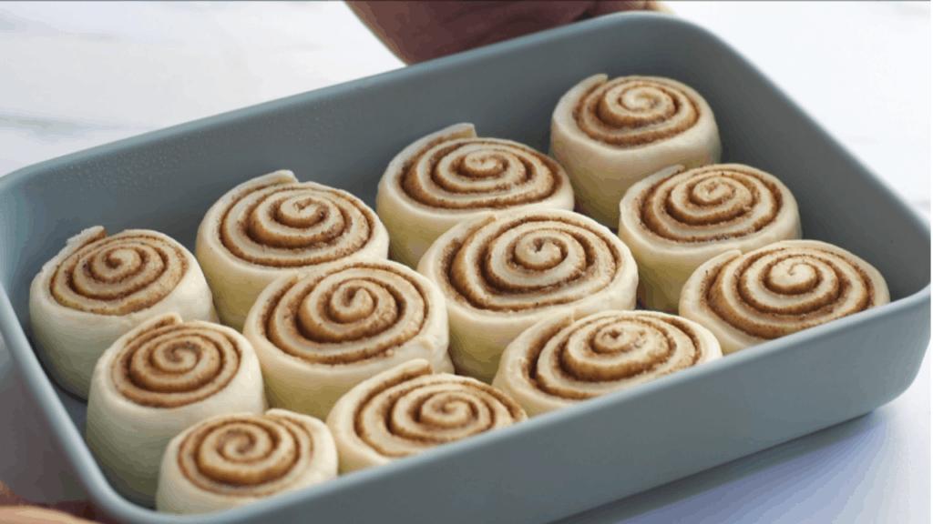 Make ahead cinnamon rolls recipe