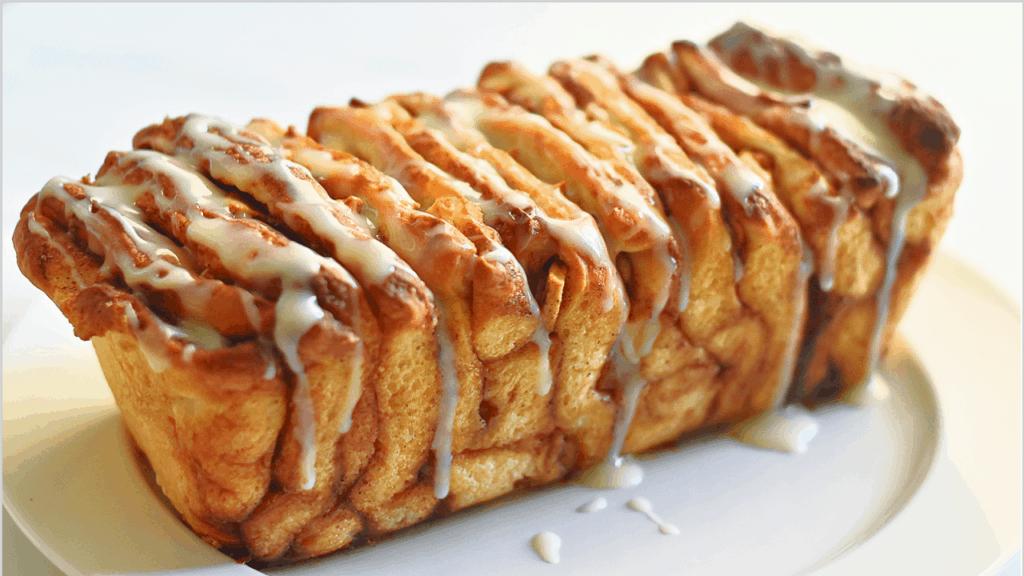 cinnamon apple pull apart bread recipe