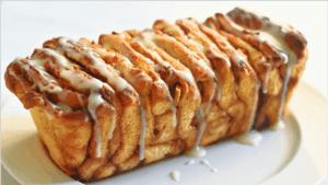 Easy Cinnamon Apple Pull Apart Bread Recipe